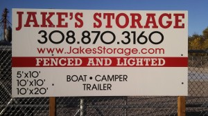 Jake's Storage